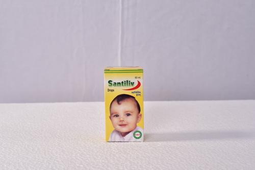 Santiliv Drops Syrup
