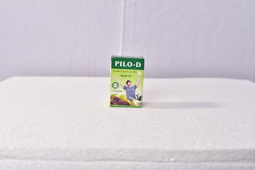 PILO-D Capsules