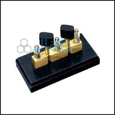 Plug Key (With Brass block of 9 mm)