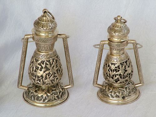 Silver Decorative Items