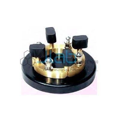 Plug Key Commutator 4 Ways Circular
