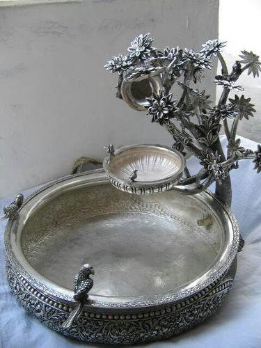 Silver Decor Items