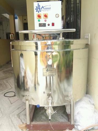 500 Ltr Milk Tank