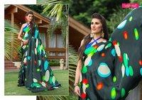 Casual Digital Printed Saree