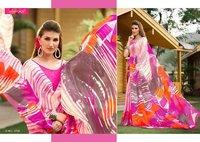 Digital Casual Printed Saree