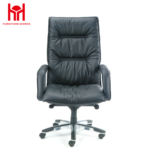 MIF High-Back Executive Chair - Black