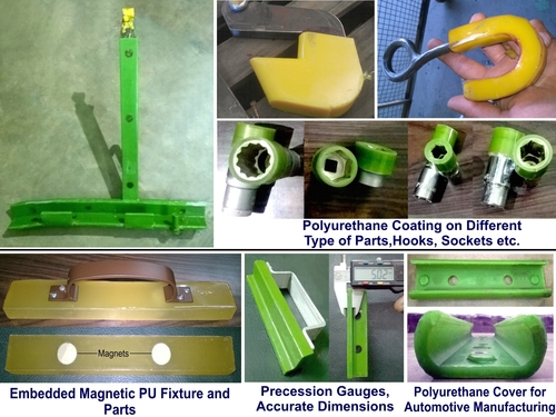 Polyurethane Parts Products