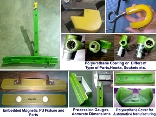 Polyurethane Parts Products
