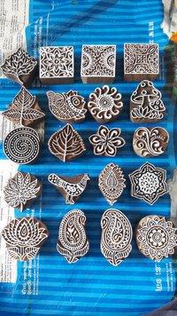 Indian Heena Stamp N Blocks