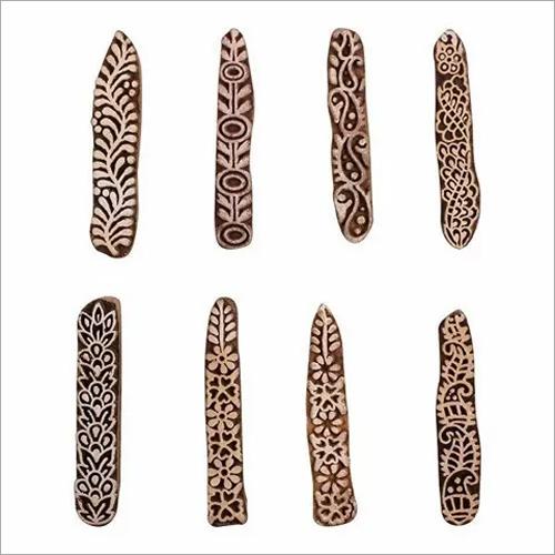 Wooden Finger Blocks