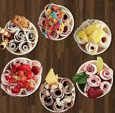Roll Ice cream Premix Powder - Tawa