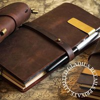 Executive Diary Leather Journals