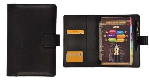 Professional Leather Diary