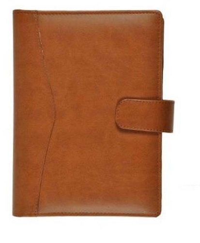 Refillable Leather Diary