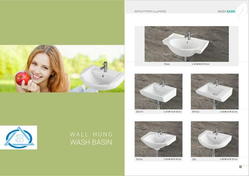 Wall Hung Wash Basin