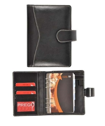 Professional Refillable Leather Journal