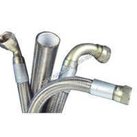 PTFE Convoluted Flexible Hoses