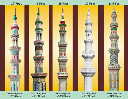Readymade Minar