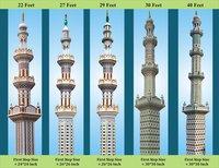 Precast Minar
