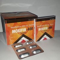Moxifloxacin 400mg Tablets