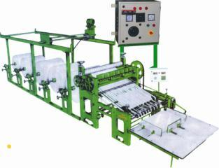 semi automatic slitting rewinding machine