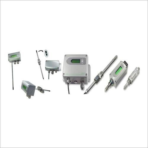 Air Velocity/ Dew Point Transmitter