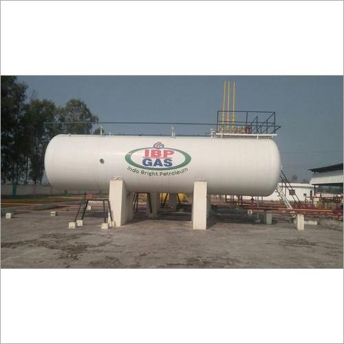 LPG Static Storage Tank