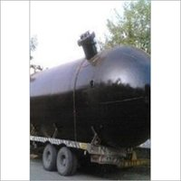 LPG & Mounded Bullets Storage Tankers