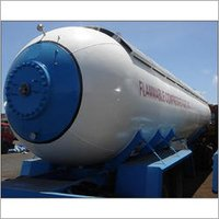 Liquid Propylene Transport Tankers