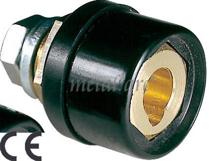 Machine Plug, Socket And Lug 600 Amps