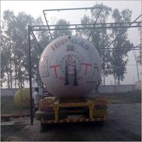 Propane Road Tanker