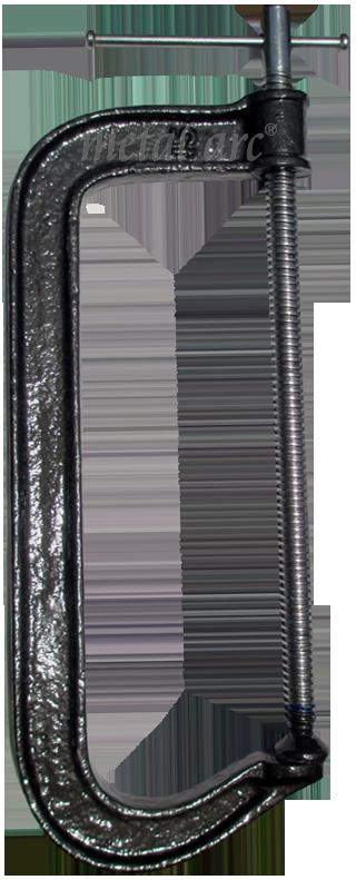 Multi Purpose Steel C Clamps