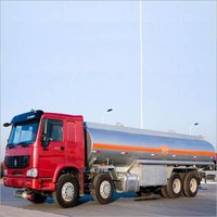 Vegetable Oil Road Tanker
