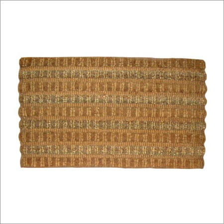 Multi Coir Raw Door Mat