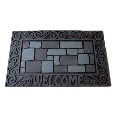 Embed Brick Door Mat