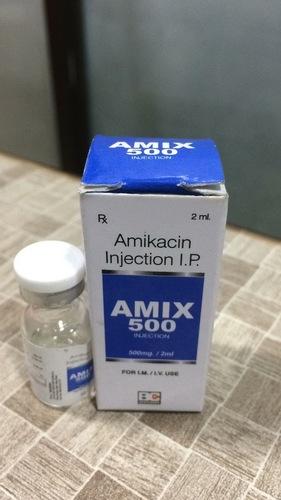 AMIKACIN - 500 INJECTION