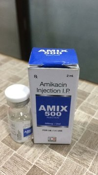 AMIKACIN - 500 INJECTION