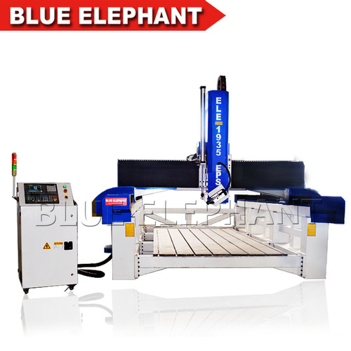 CNC router machine for polyurethane foam molding/Wood working