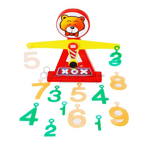 Hook N Look Numerical Balance JLab