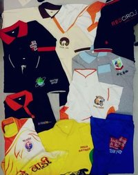 Customized Polo Neck T Shirts
