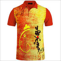 Printed Polyester T Shirts