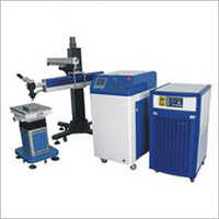 Crane Jib Laser Welding Machine