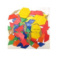 Pattern Block classroom set foam