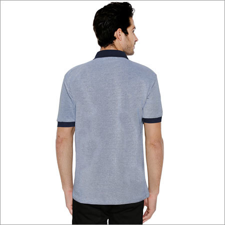 Blue Collar Polo T Shirt