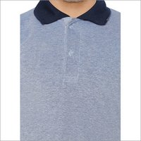 Blue Collar Polo T Shirt
