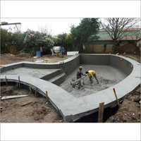 Concrete Swimming Pool Construction Service