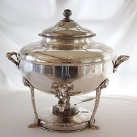 Cup Silver Tea Urn