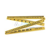 Folding Meter Sticks Plastic