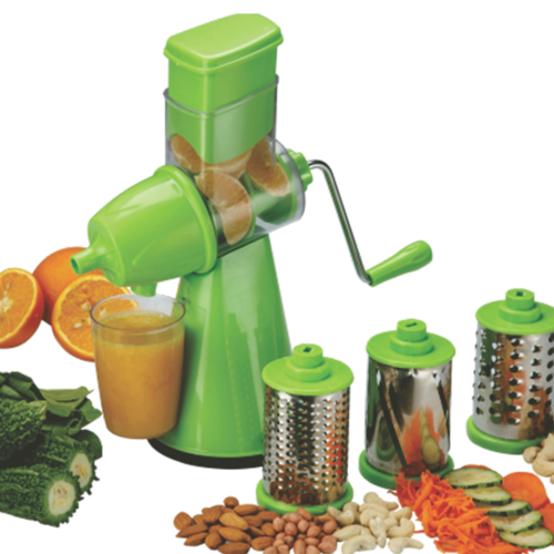 Fruit & Vegetable Juicer (Kitchen King) 4 In 1
