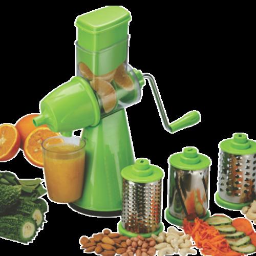 Fruit & Vegetable Juicer (Kitchen King) 4 In 1